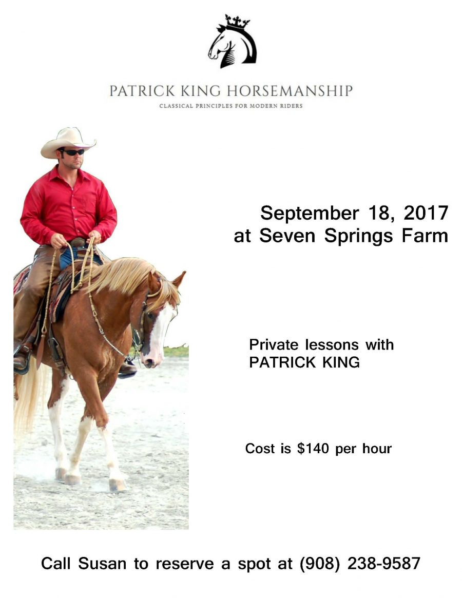 7 Springs Farm (2017-09-18 - Patrick King)